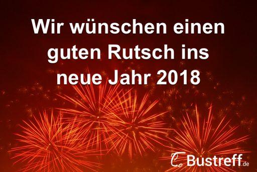 Guten Rutsch ins neue Jahr 2018! – Bustreff.de – Busmagazin