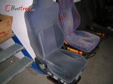 ersatzteil bus fahrersitz isri ohne gurt. Black Bedroom Furniture Sets. Home Design Ideas